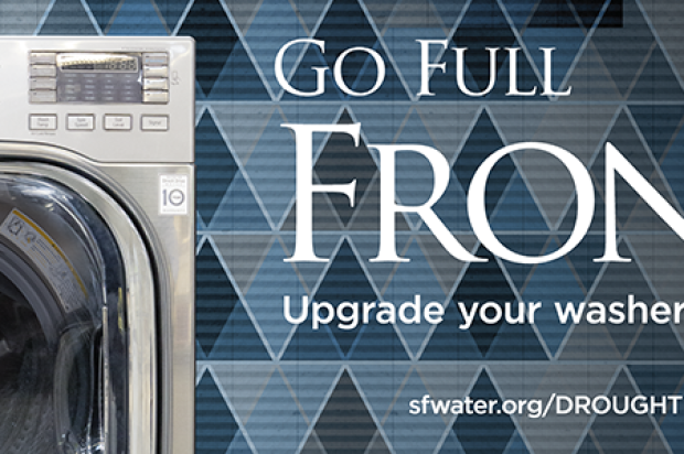 SFPUC Unveils Ad Campaign Urging Residents to Conserve Water