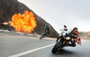 Weekend Watch: Mission Impossible: Rogue Nation and Vacation