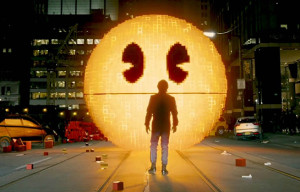 Weekend Watch: Pixels, Paper Towns, Southpaw, and The Vatican Tapes
