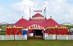 Democratic Party To Host Circus-Themed Republican Debate Party