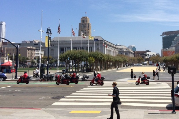 Scooter-Sharing Advocates Urge SFMTA to Keep Electric Mopeds Accessible to Residents