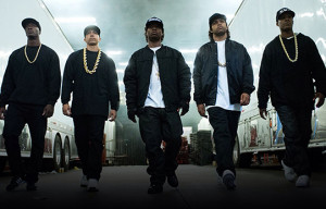 Weekend Watch: Straight Outta Compton, The Man From U.N.C.L.E., People, Places, Things, And Fort Funston