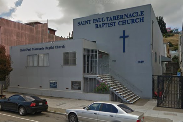 Community Rallies to Support Baptist Church in Bayview After Desecration by Vandals