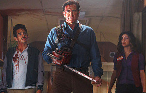Appealing TV: Supergirl, The World Series (Who Cares The Giants Aren't In It), And Ash Vs. Evil Dead