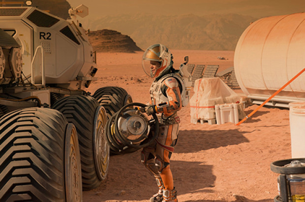 Weekend Watch: The Martian, The Walk, And Hell And Back