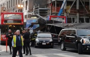 Tour Bus That Crashed In Union Square Not Registered, Inspected By State
