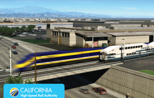 First Leg of High-Speed Rail to Connect San Jose with Central Valley
