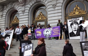 Coalitions for Police Shooting Victims Join Forces to Decry Nieto Trial Verdict